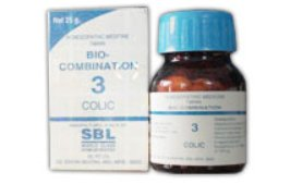 <b>03 - Bio Combination </B><br><b>COLIC</B><br>net 25g - SBL